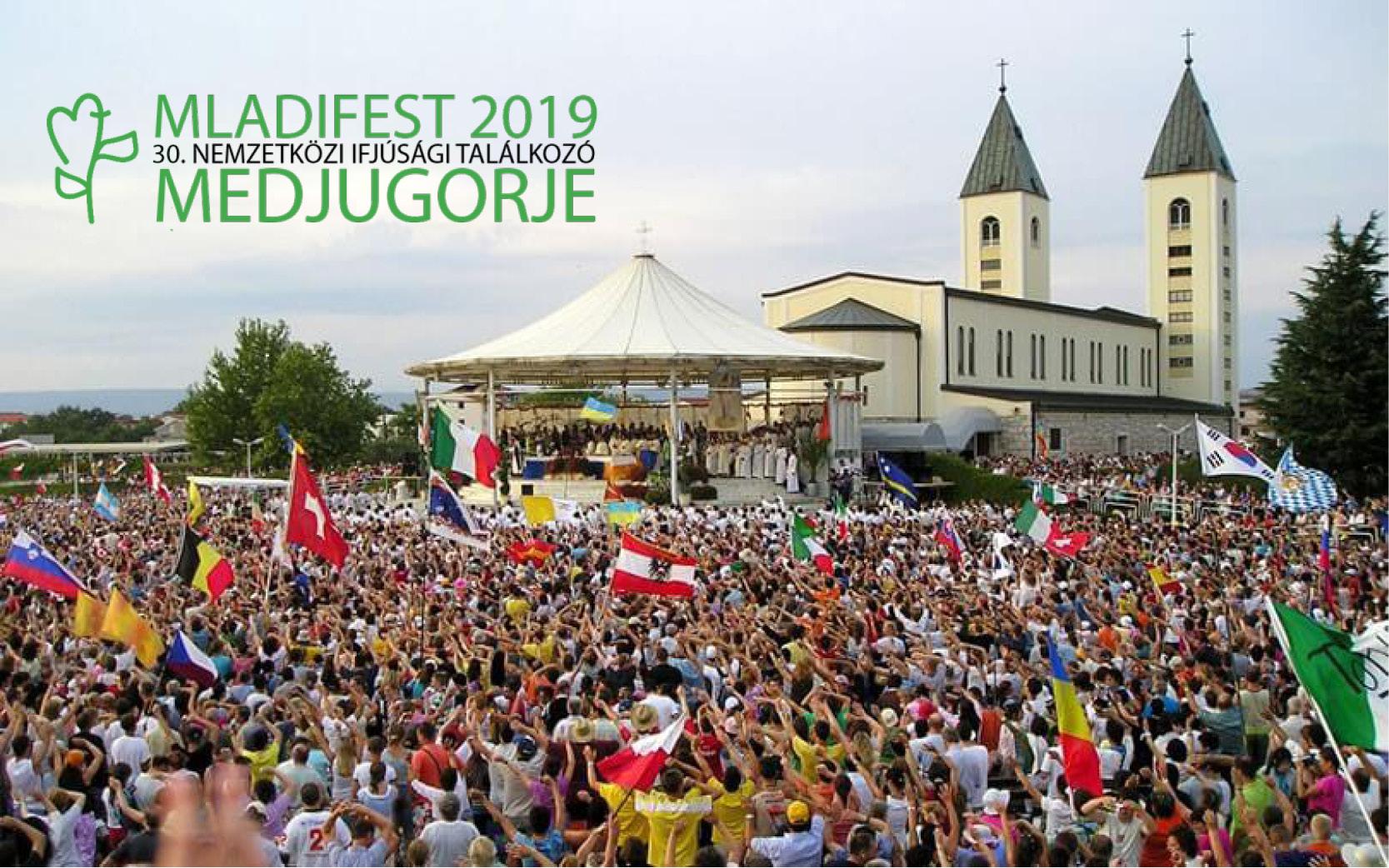 """Képtalálat a következőre: """"medjugorje mladifest 2019"""""""