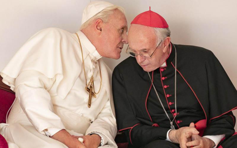 Film: A két pápa
